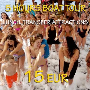 alanya boat tours