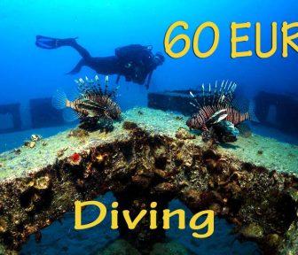 alanya diving
